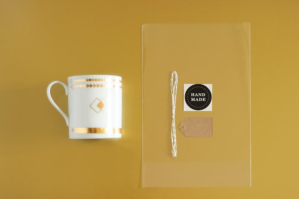 emballer un cadeau blog DIY Artlex