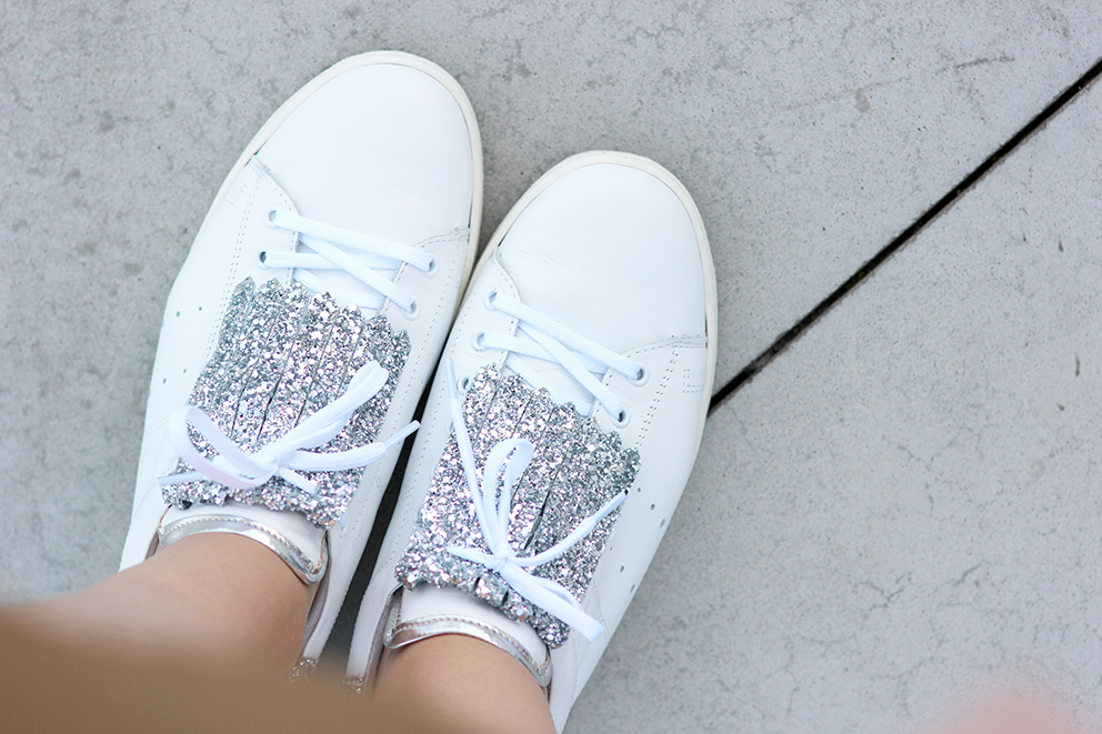 glitter sneakers millim fashion blog Artlex