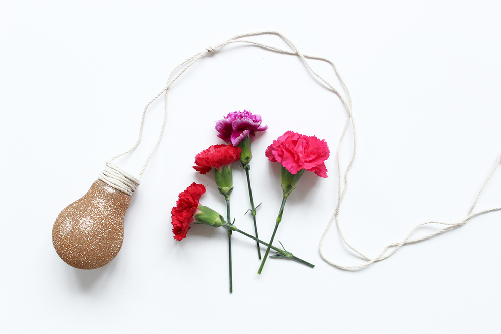 diy ampoule vase - blog mode lyon & diy | artlex