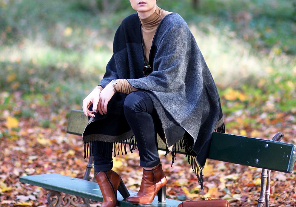 look poncho blog mode lyon Artlex