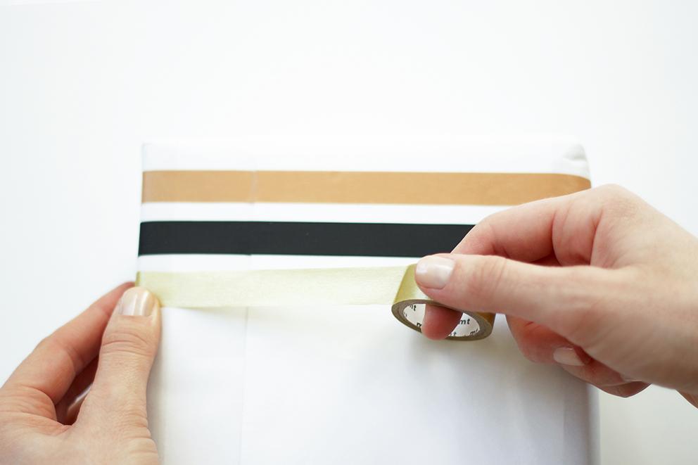 DIY faire son papier cadeau 2