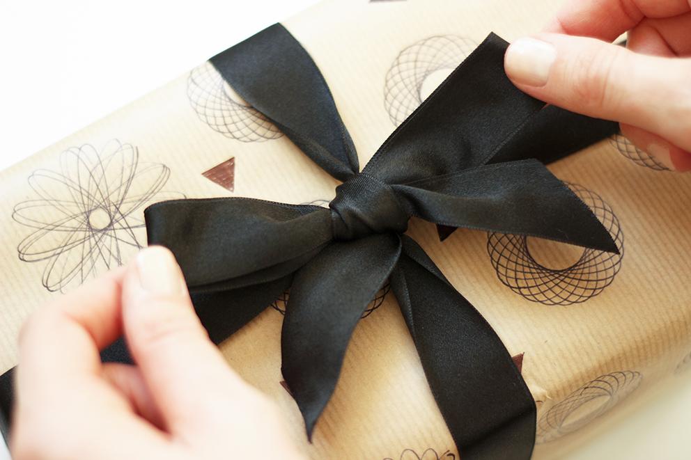 DIY papier Cadeau 3