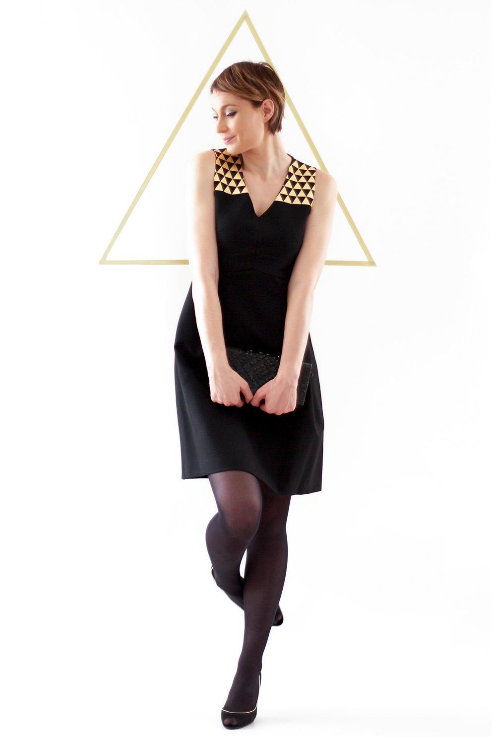DIY robe de soirée 1 2 3 Paris