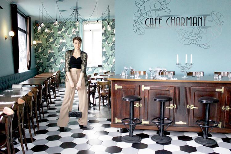 bonne adresse Oullins Cafe charmant