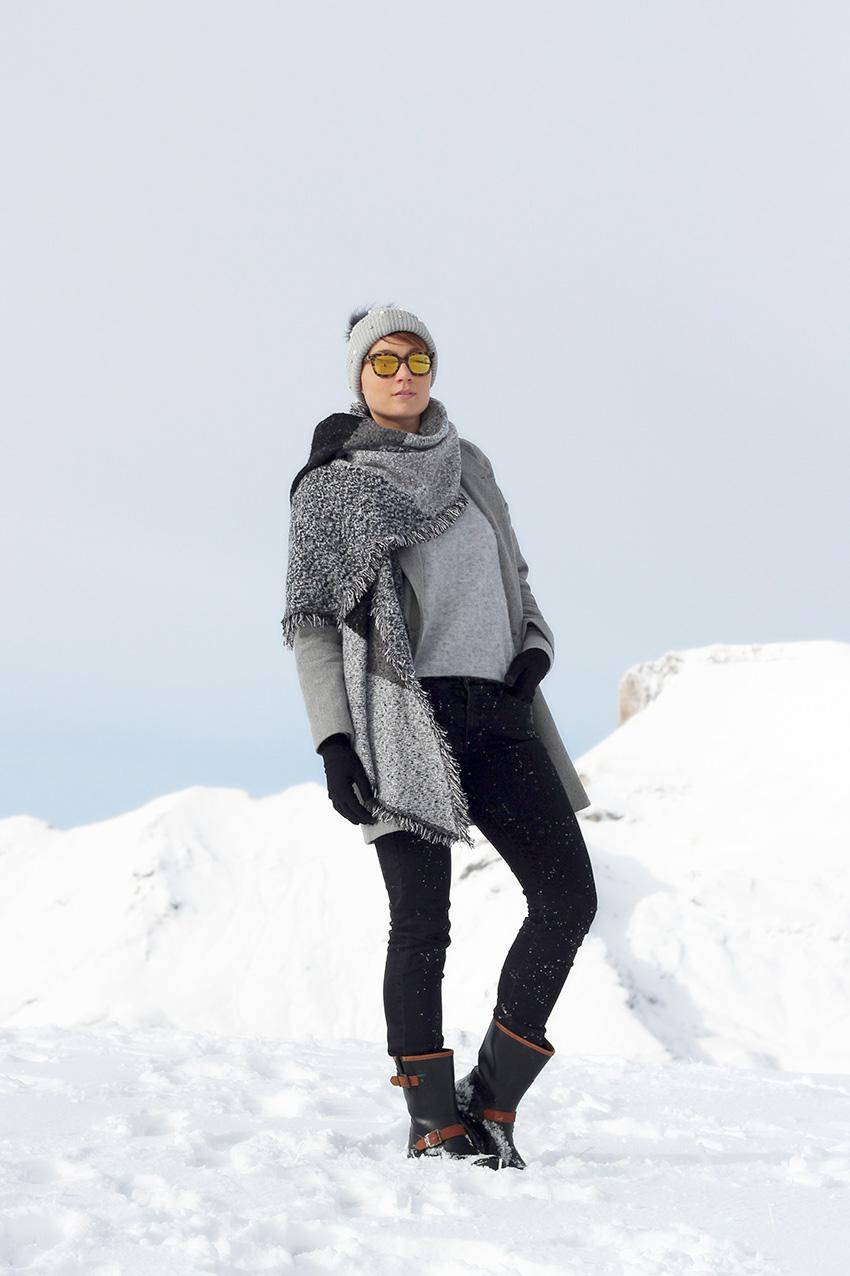 comment s'habiller à la montagne