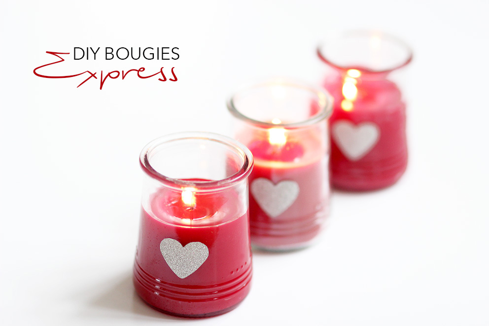 diy bougies express avec des babybel blog diy mode. Black Bedroom Furniture Sets. Home Design Ideas