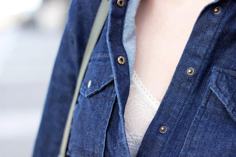 dentelle sous jean blog mode lyon Artlex