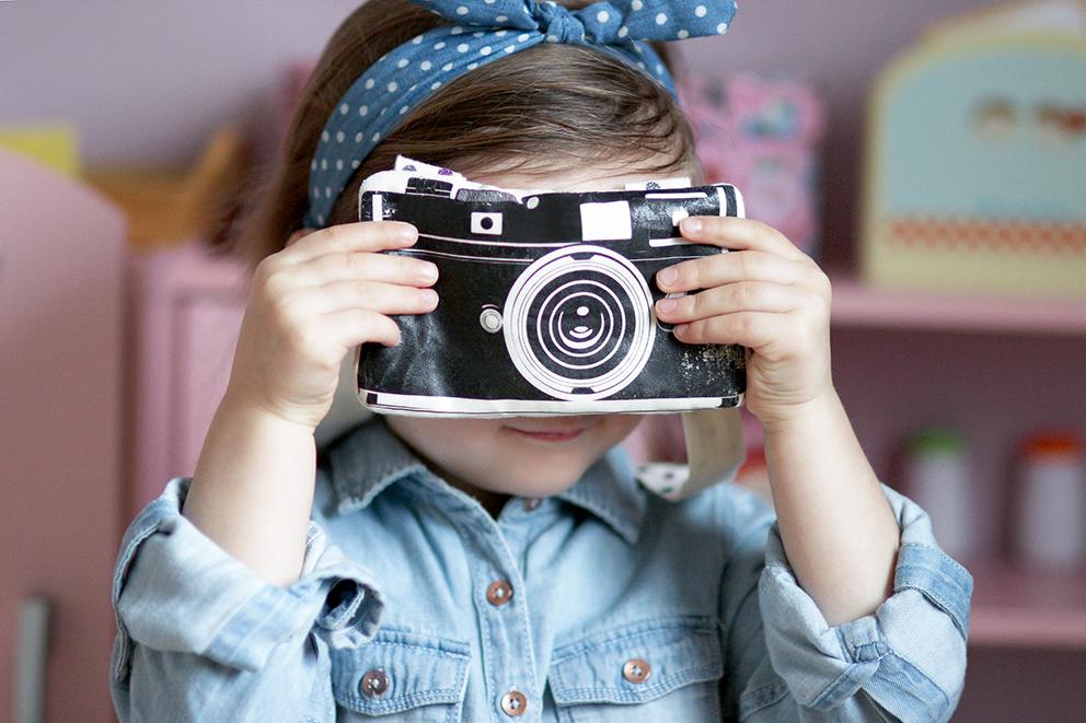 appareil photo DIY jeu enfant Artlex