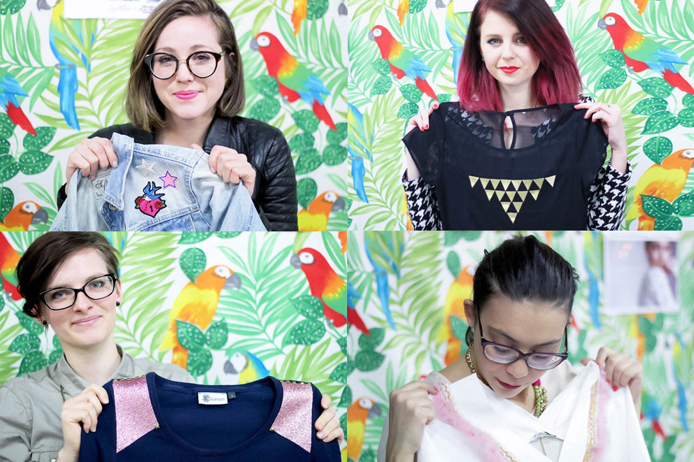 blogueuses lyonnaises atelier DIY Artlex