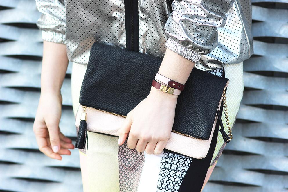 bracelet fossil cuir mode artlex