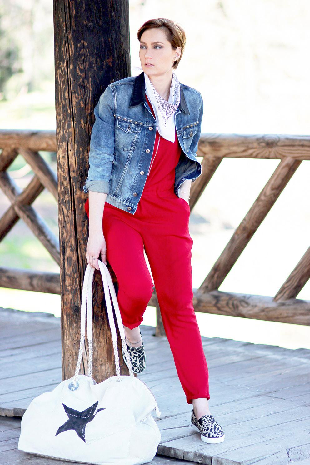 artlex blogueuse mode lyon rouge