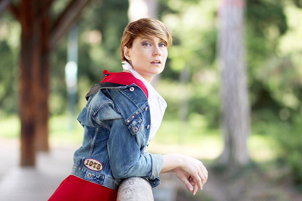 blogueuse mode artlex lyon rouge