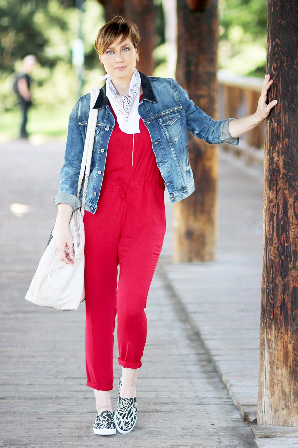 blogueuse mode lyon artlex rouge