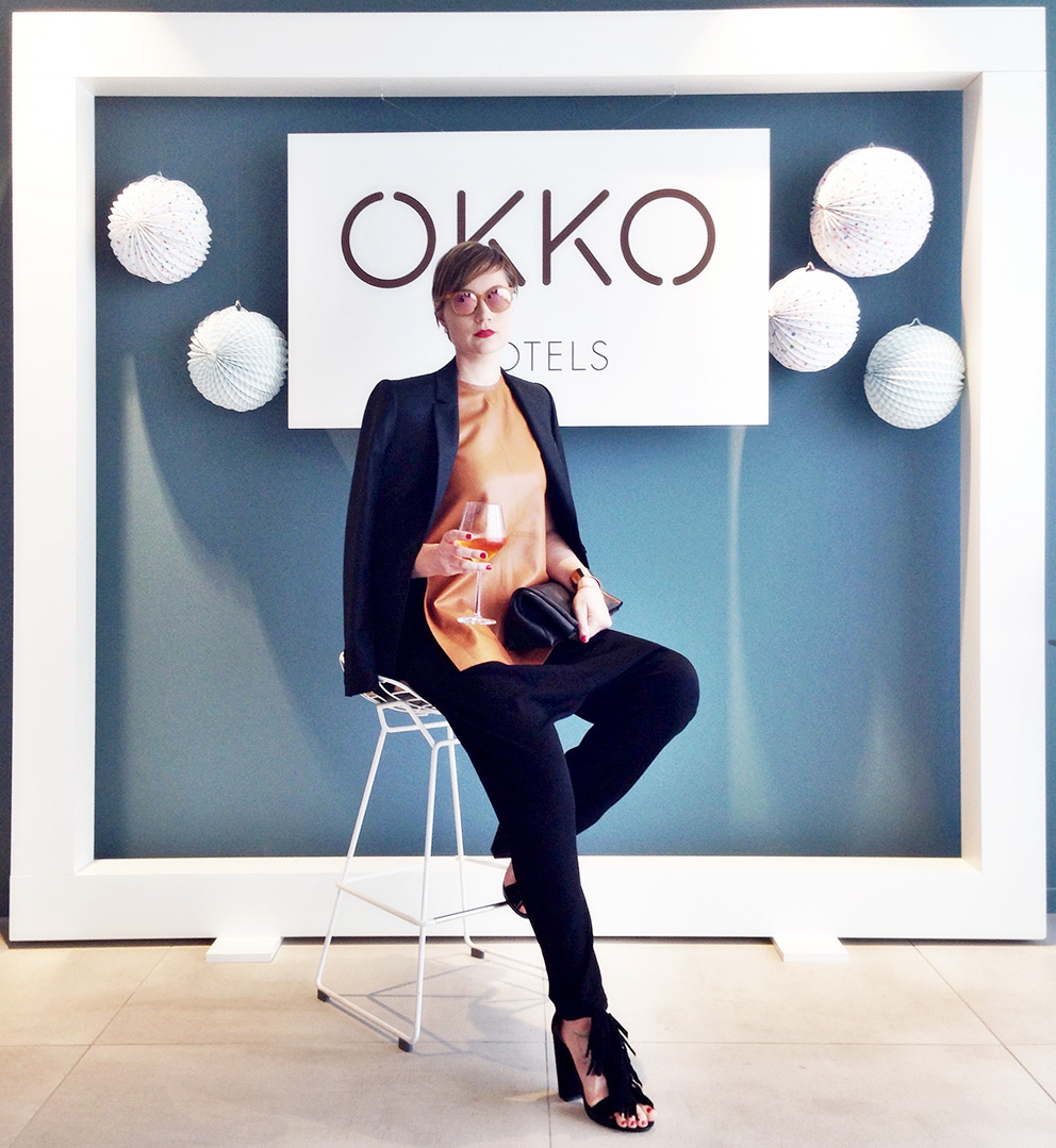 hotel 4 étoiles cannes Okko