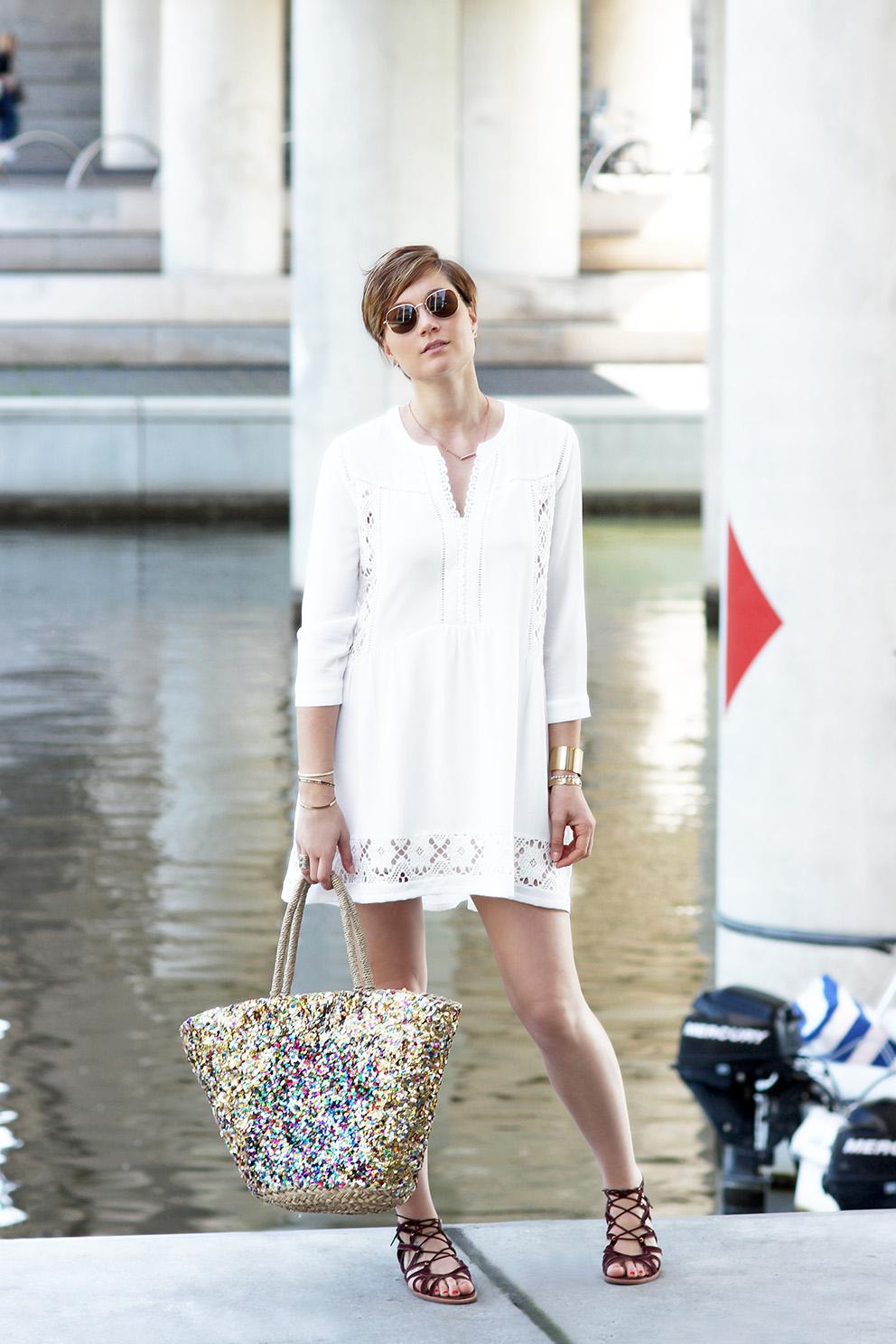 blog mode lyon artlex robe blanche