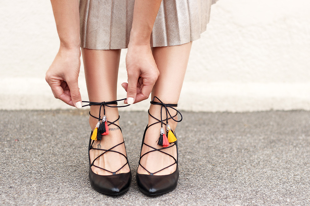 DIY chaussures à talons
