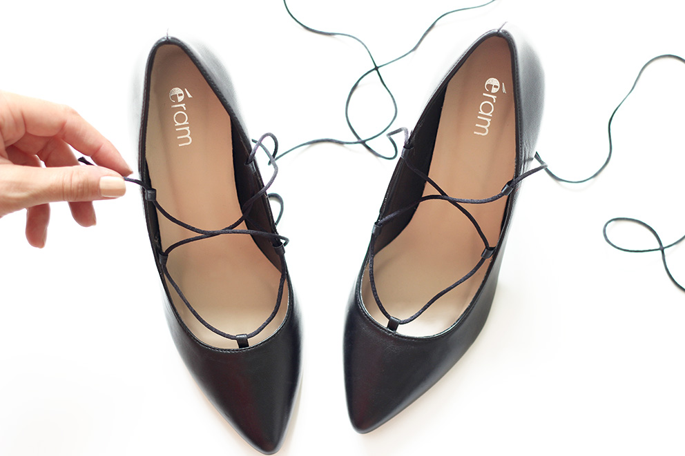 comment customiser des chaussures