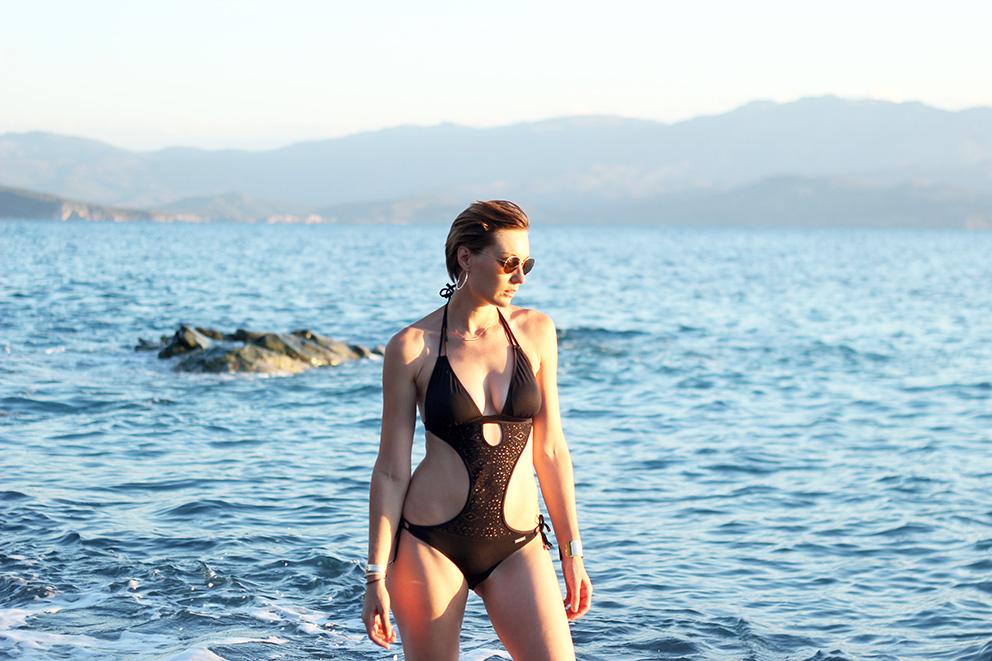 comment porter le trikini