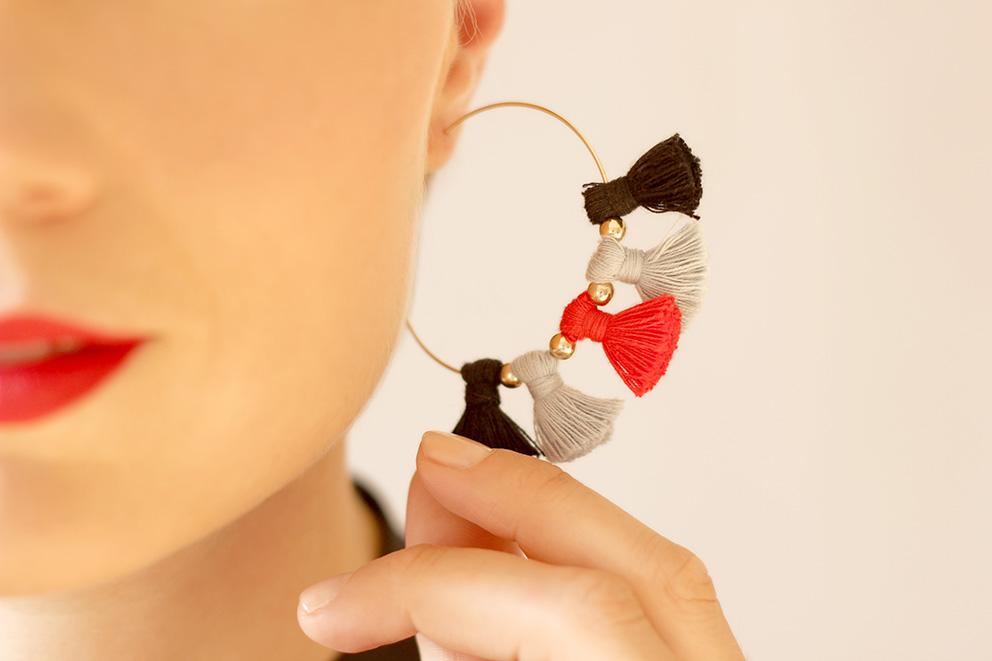 artlex blog DIY boucles d'oreilles
