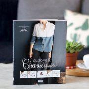 Livre DIY Customiser une chemise blanche