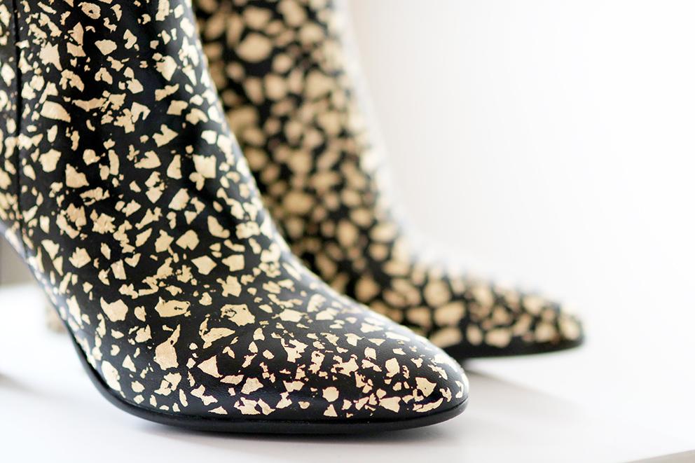 diy-feuilles-or-chaussures-artlex