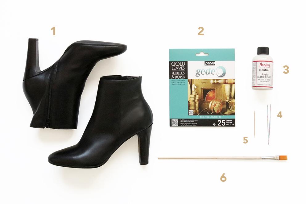 materiel-diy-chaussures