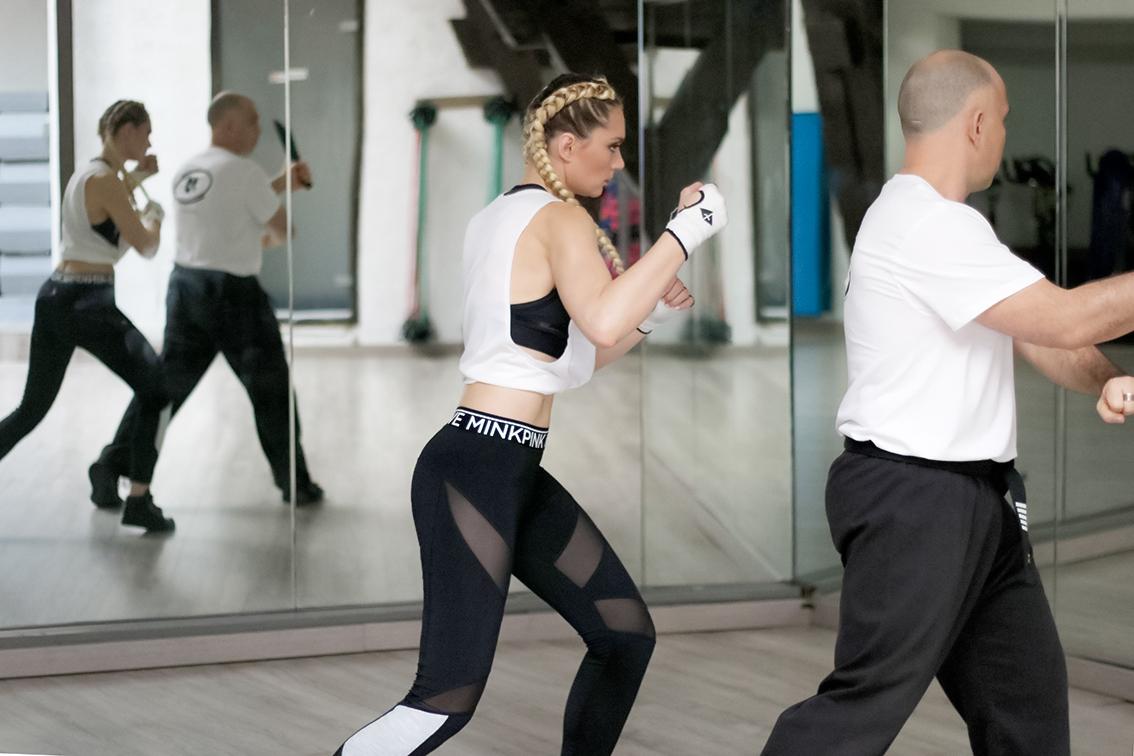 sport combat krav maga