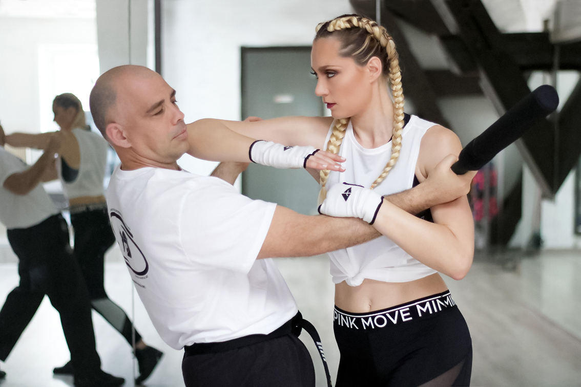 sport self defense lyon