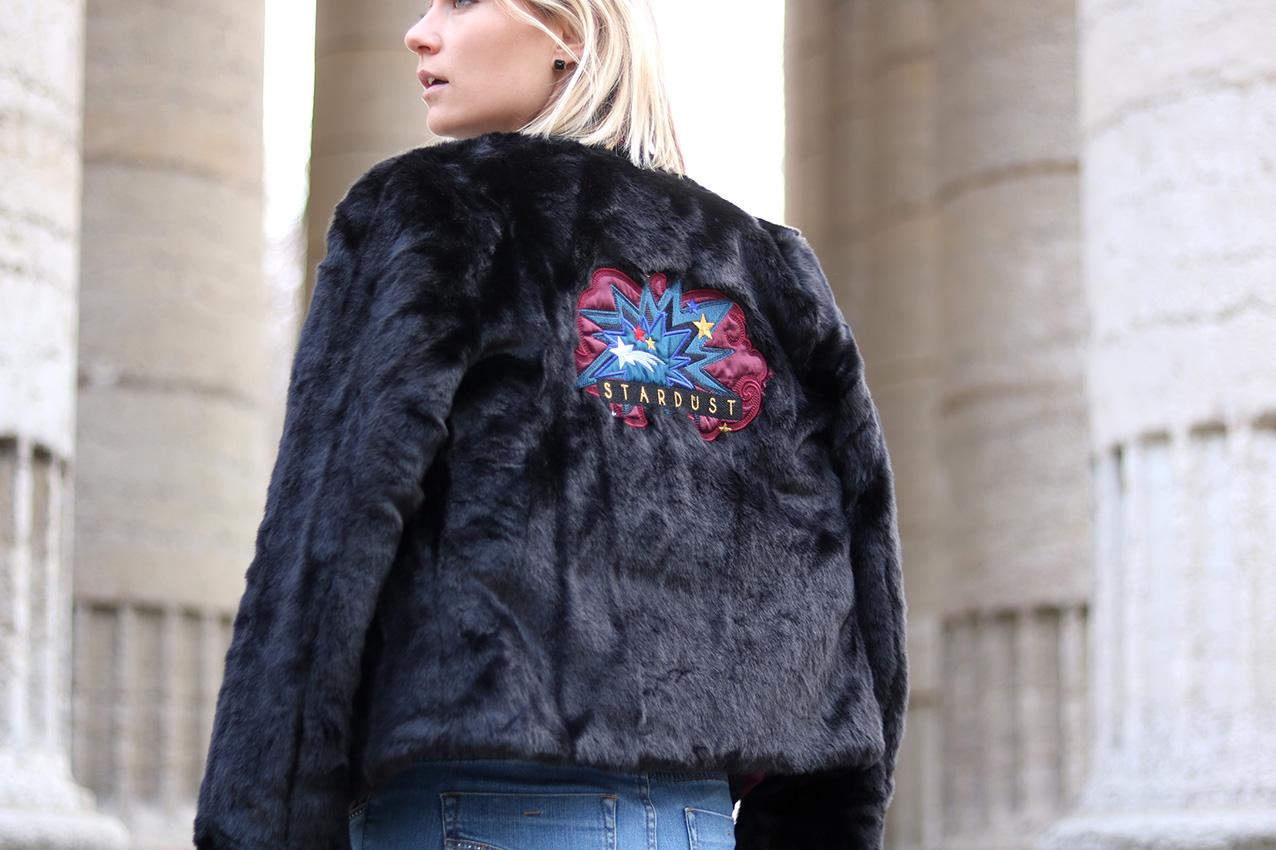 manteau-fourrure-noire-hiver