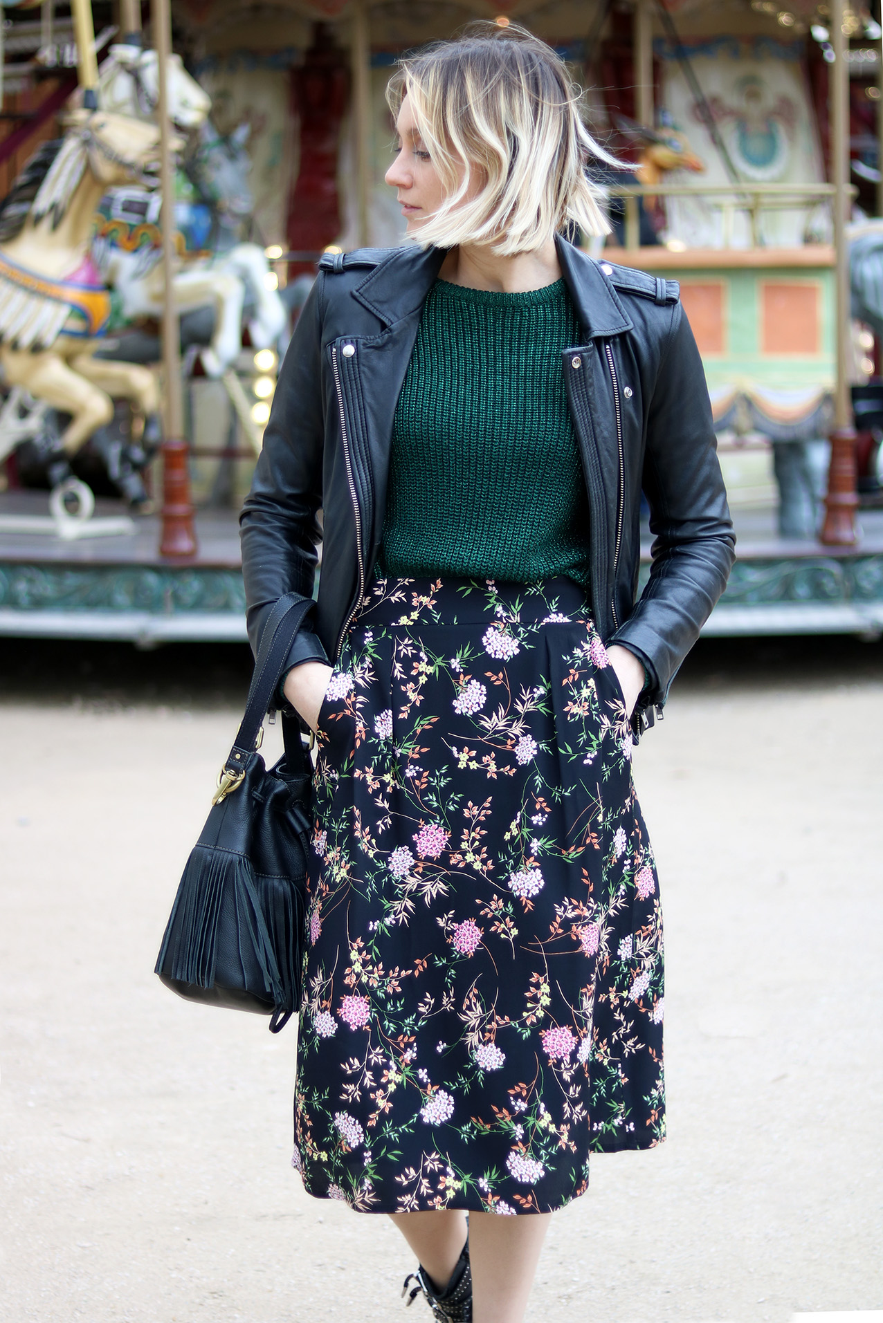 comment-porter-la-jupe-a-fleurs