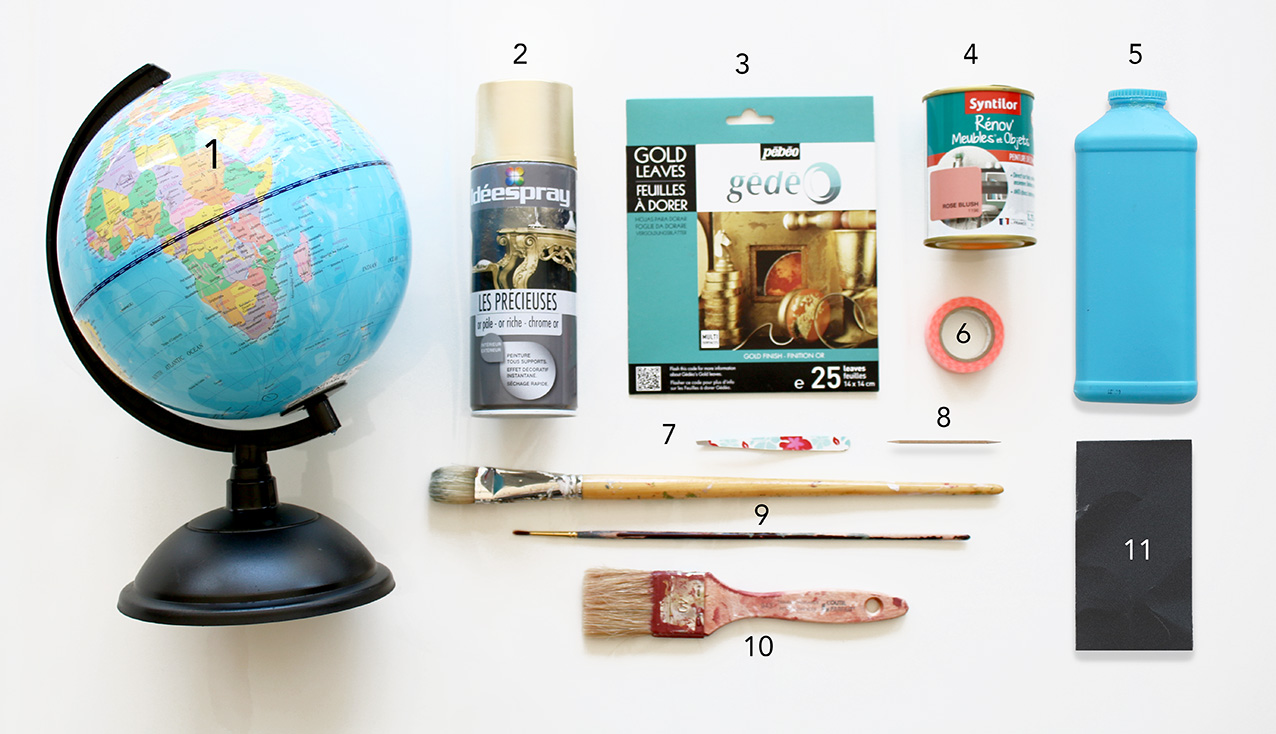 DIY-globe-mappemonde-materiel