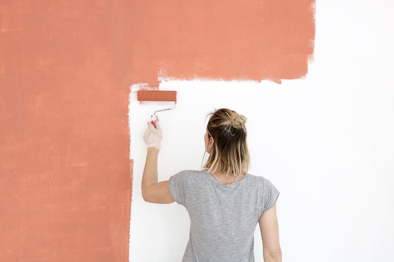 peindre-mur-terracota