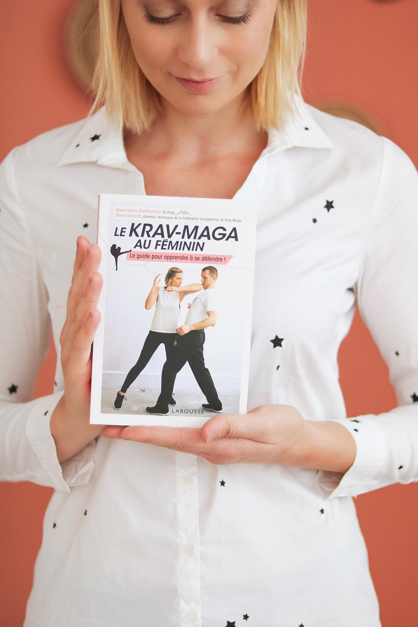 livre de Krav Maga pour les filles