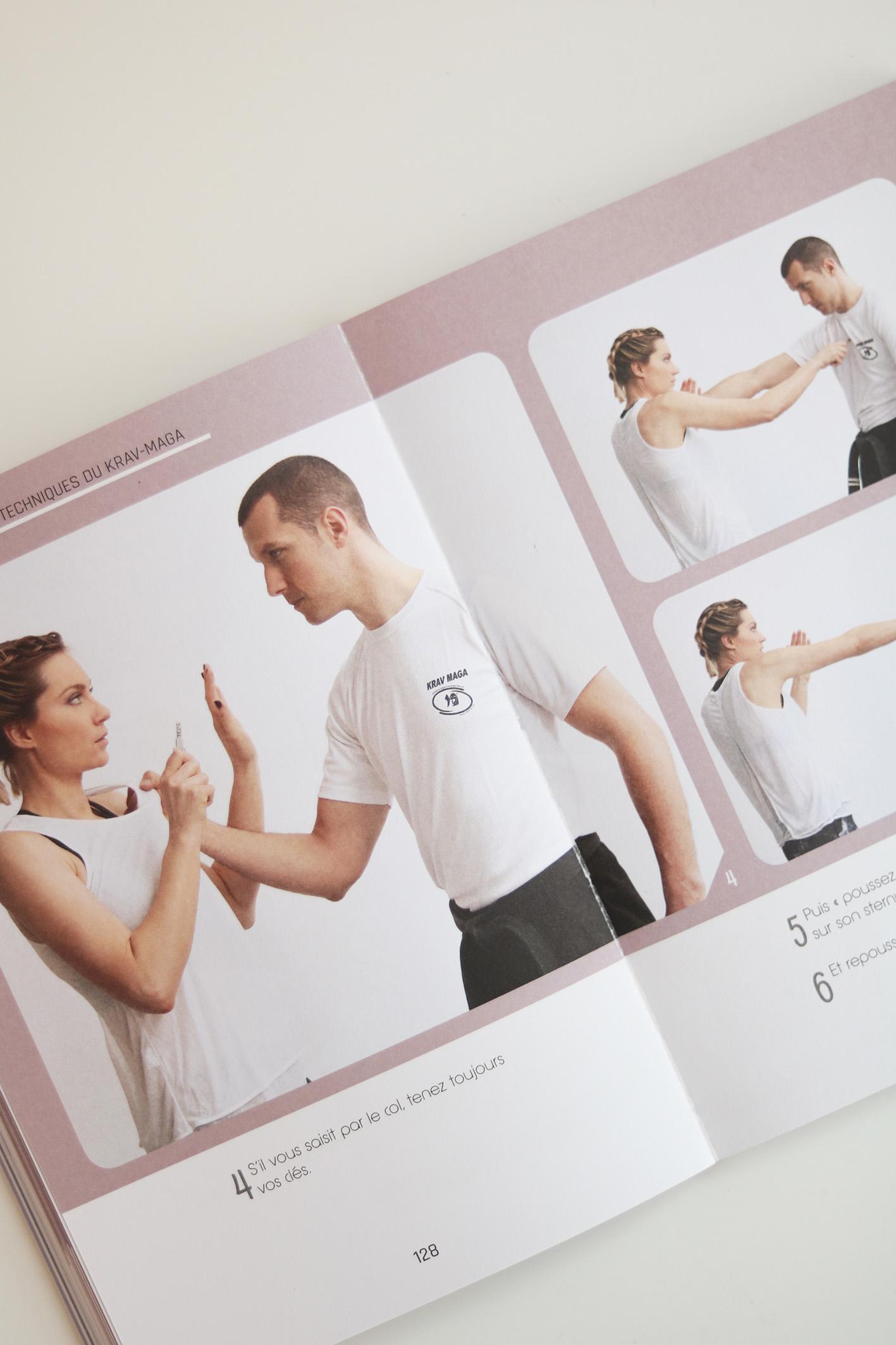 livre de self defense pour les filles