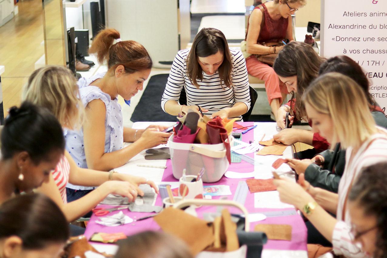 atelier-DIY-galeries-lafayette-lyon-part-dieu