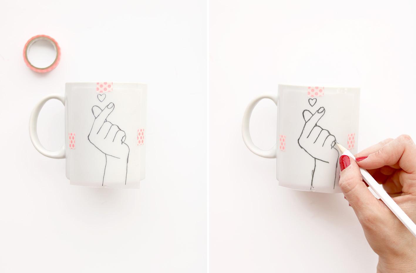 DIY-mug