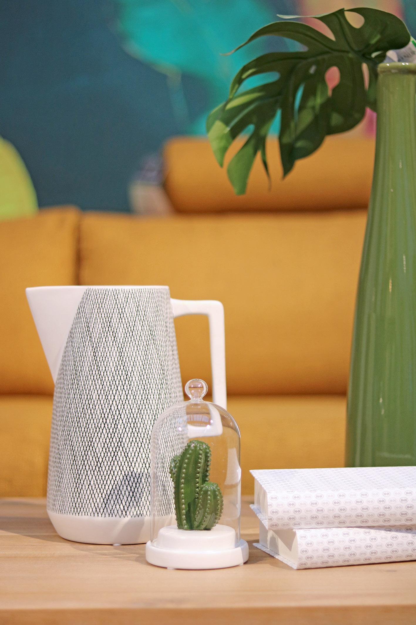 Meuble H Et H un coussin personnalisé, à la boutique h&h lyon | blog diy