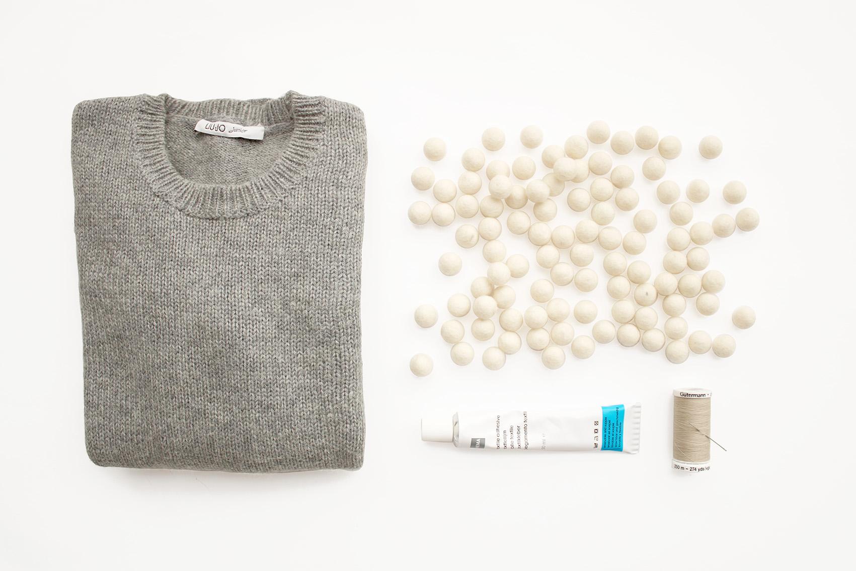 materiel-DIY-pull-pompons
