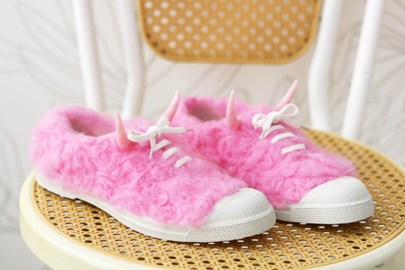 fluffy-shoes-DIY