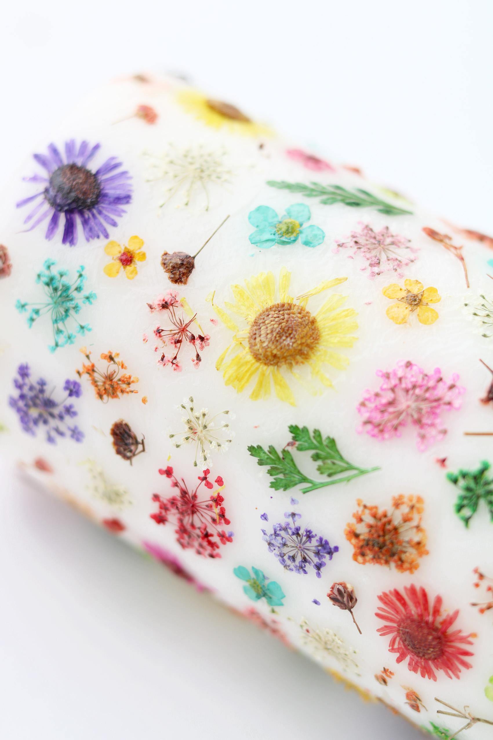 creation fleurs séchées