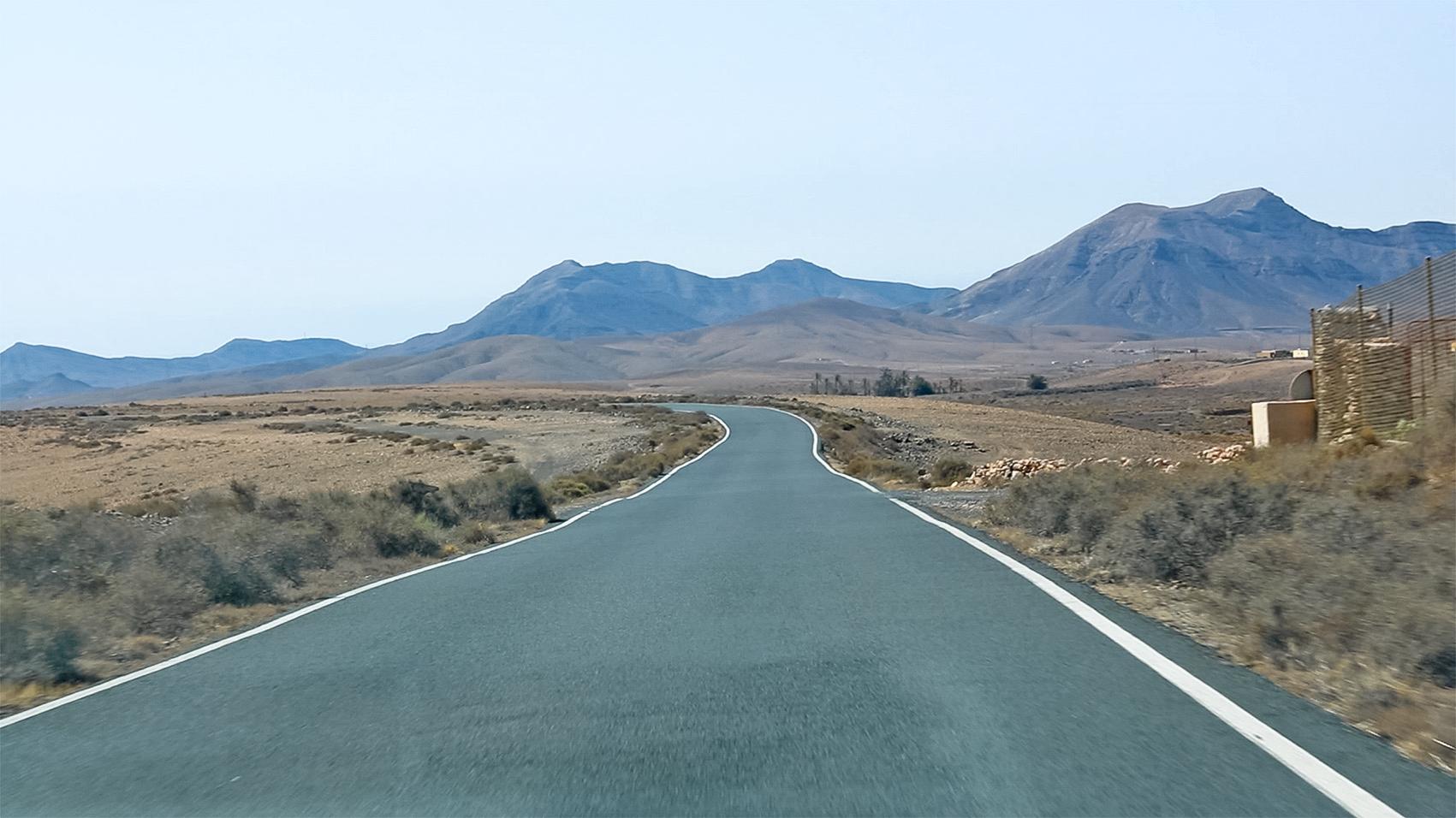 route-fuerteventura