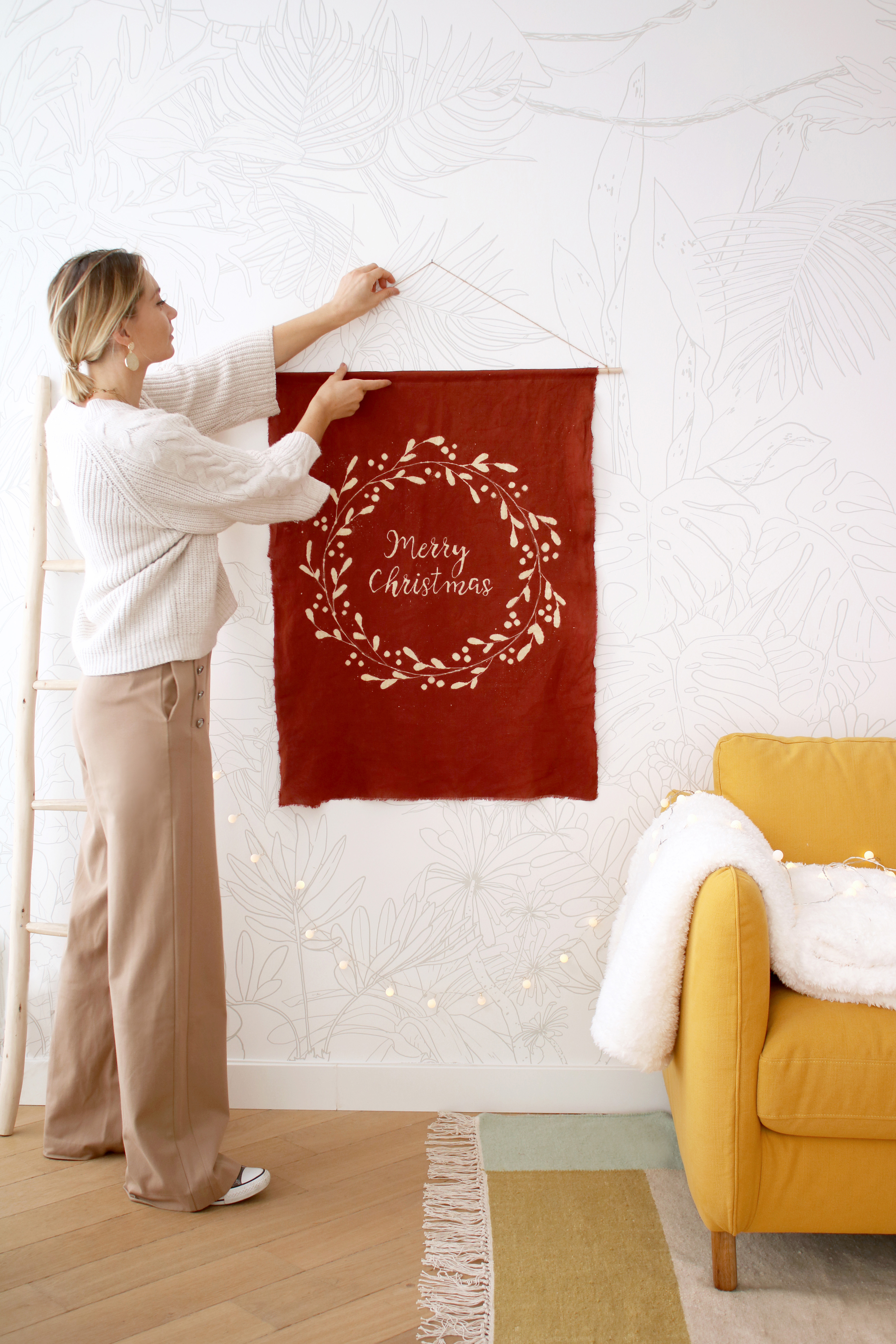 DIY-decoration-murale-de-noel