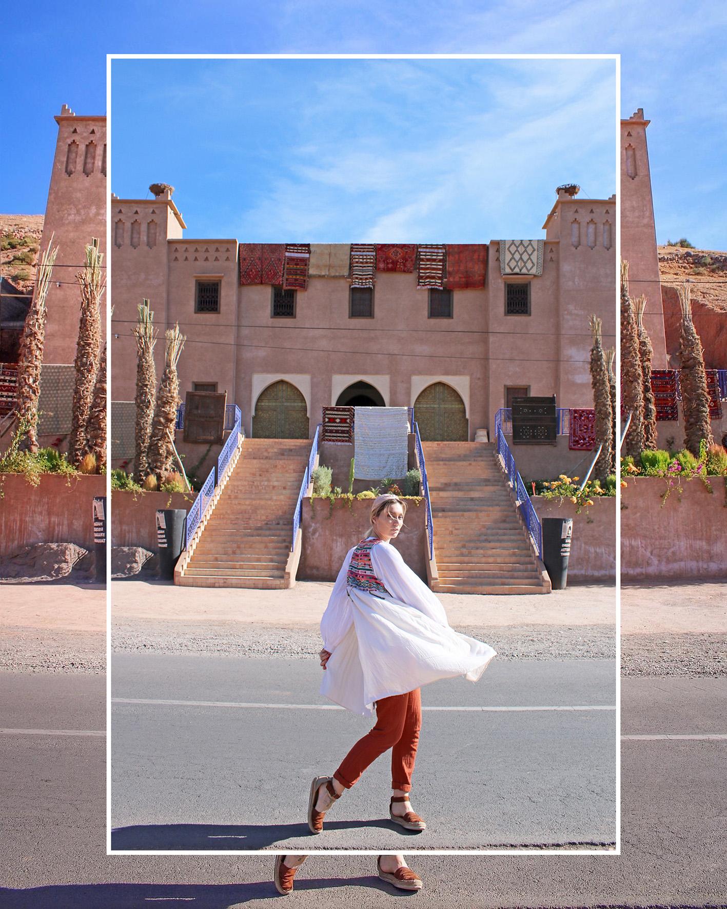 3 jours à Marrakech