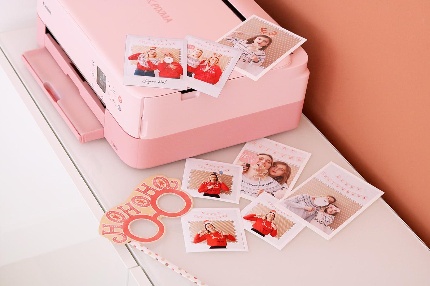 imprimante-rose-canon-pixma-TS5352