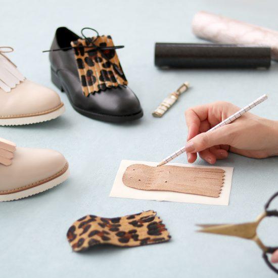 atelier-DIY-chaussures-galeries-lafayette-lyon