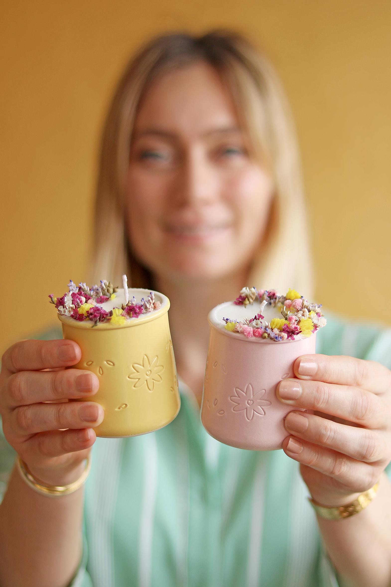 DIY-bougie-fleurs-sechees