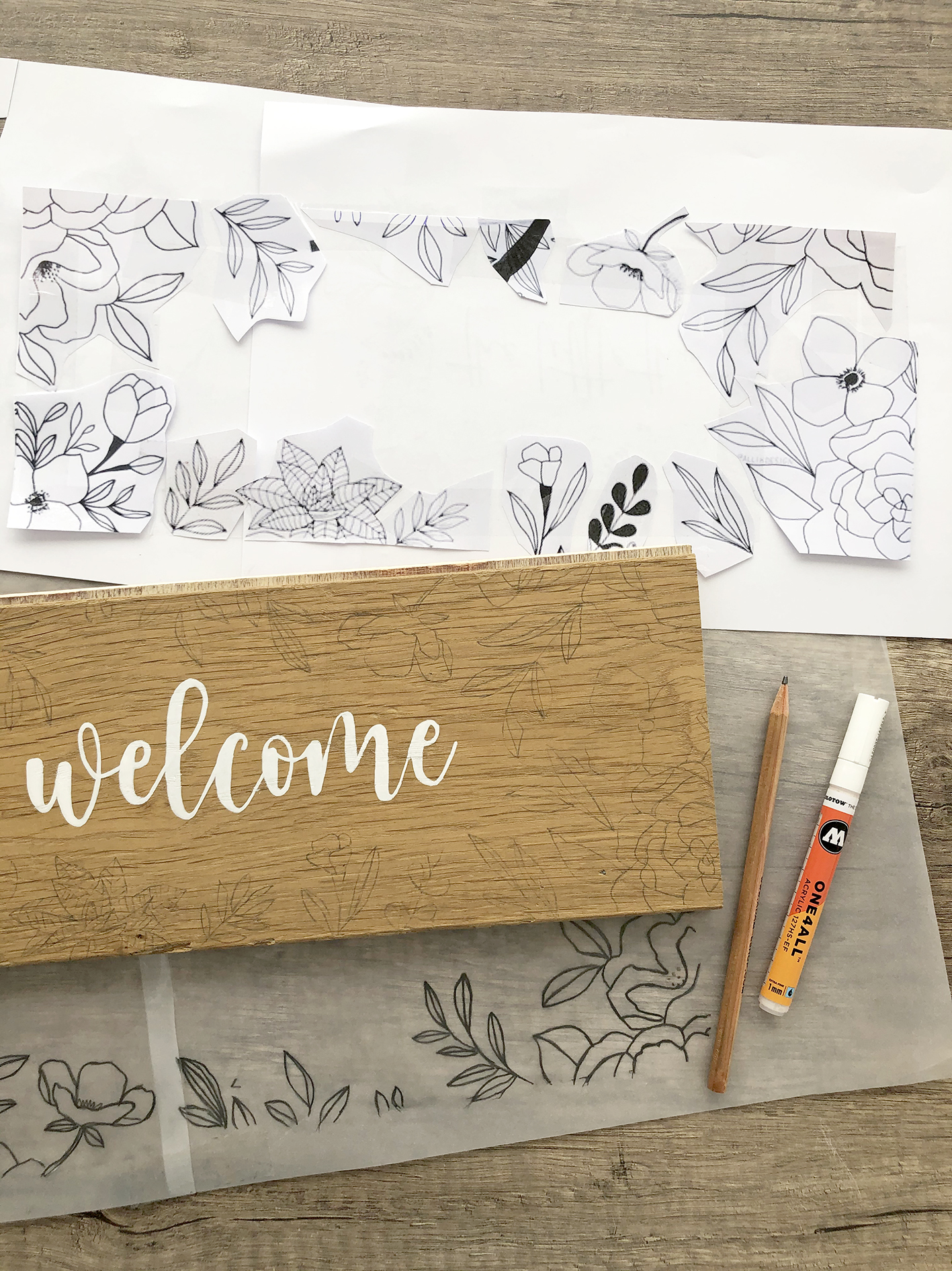 calligraphie-mot-welcome