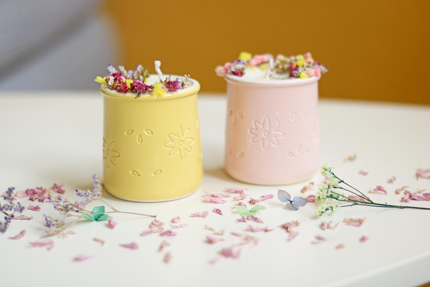 comment-faire-bougies-fleurs-sechées