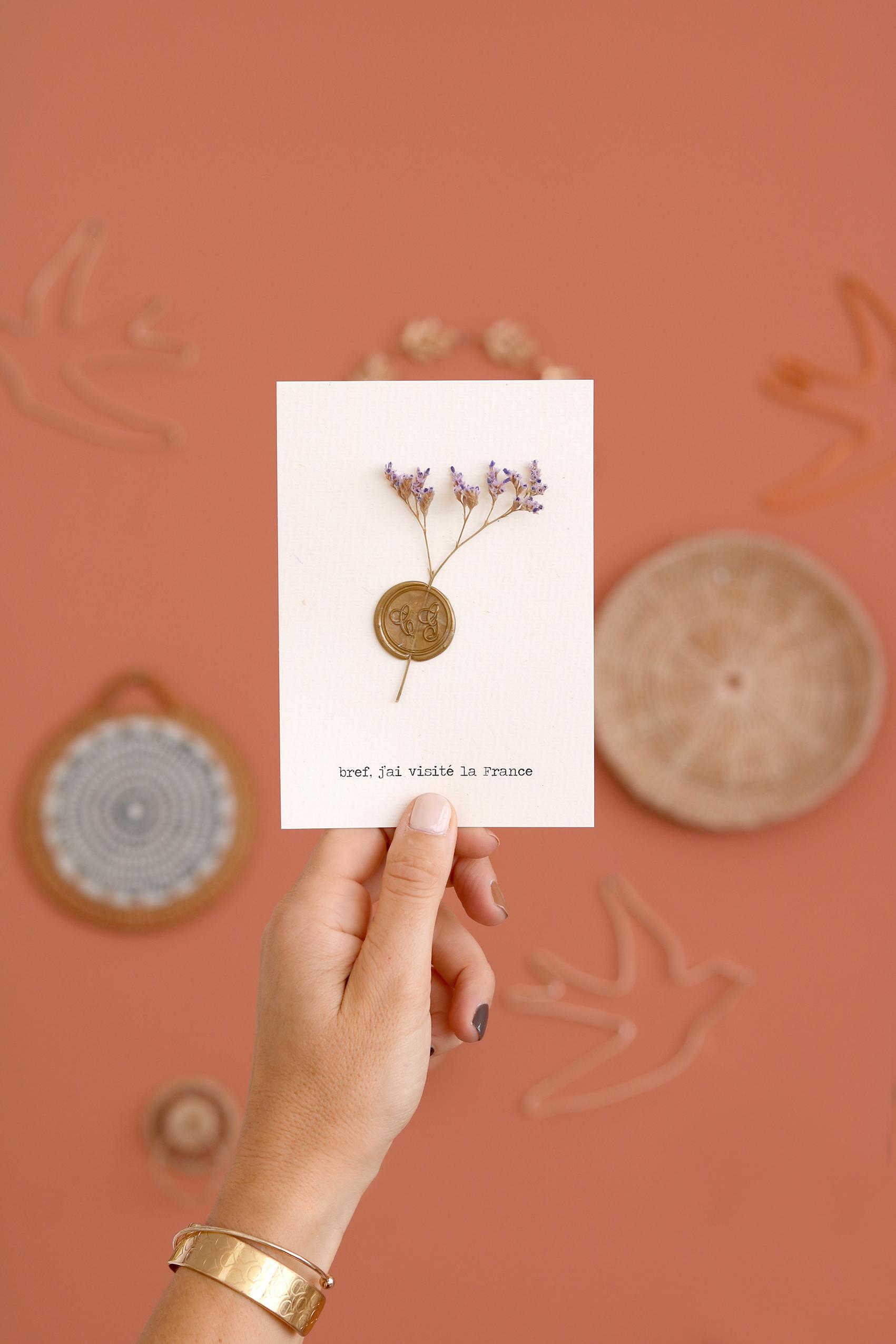 DIY-carte-postale-fleurs-sechees