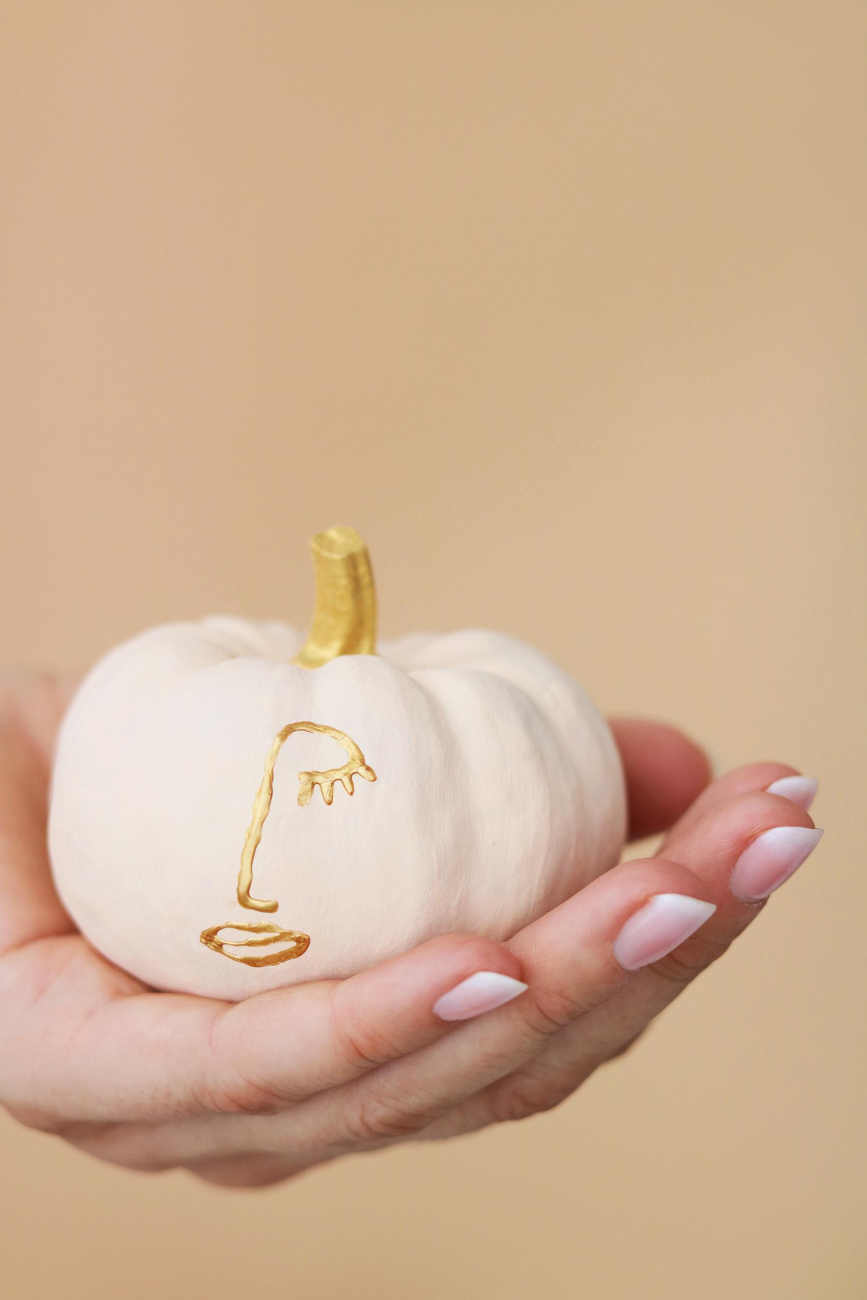 minimal-pumpkin-DIY-halloween